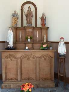 Chapelle Saint-Pierre - Seressia - Forville